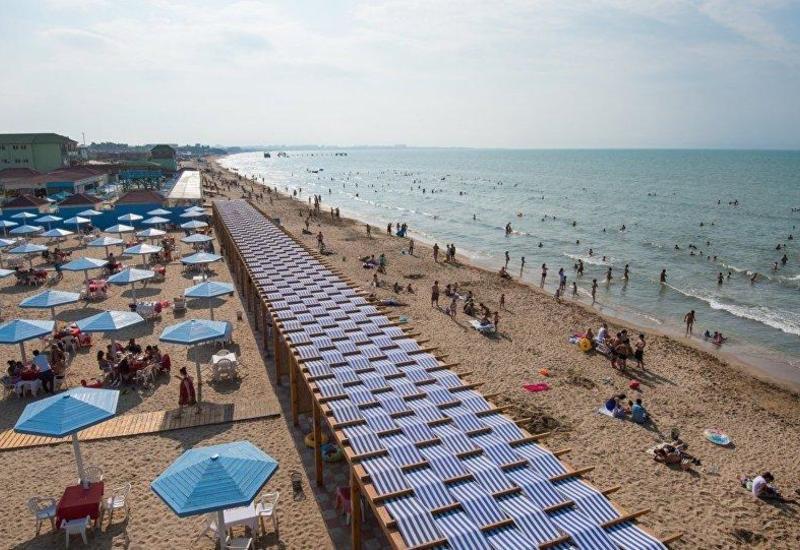 Названы пляжи, пригодные для пользования в Баку