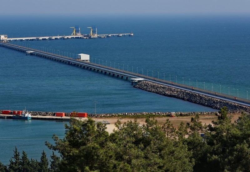 Беларусь получит очередной танкер с азербайджанской нефтью