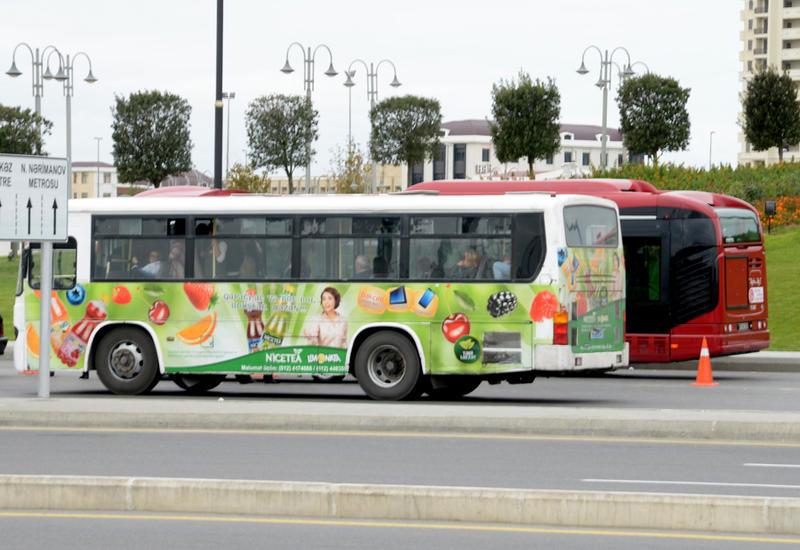 В Азербайджане ограничивается работа общественного транспорта