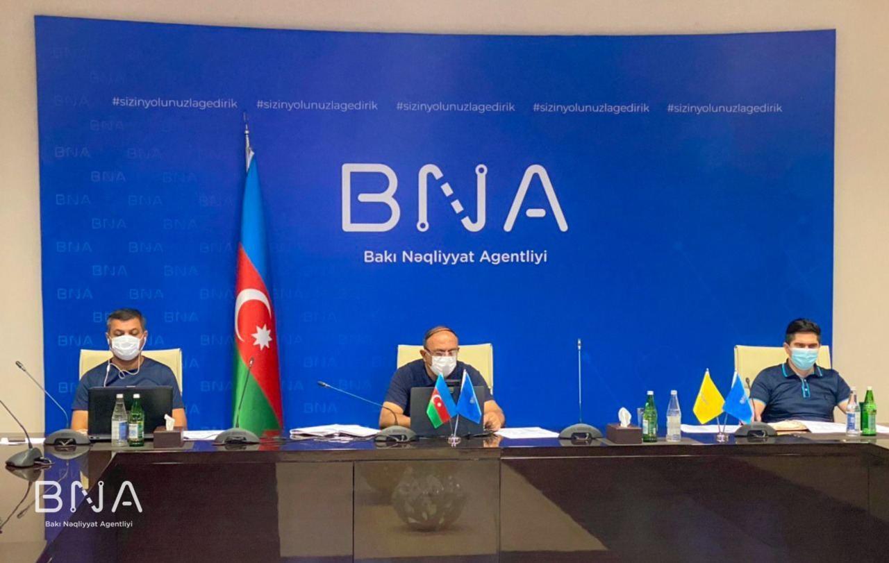 Бакинское транспортное агентство предупредило перевозчиков, нарушающих правила карантина
