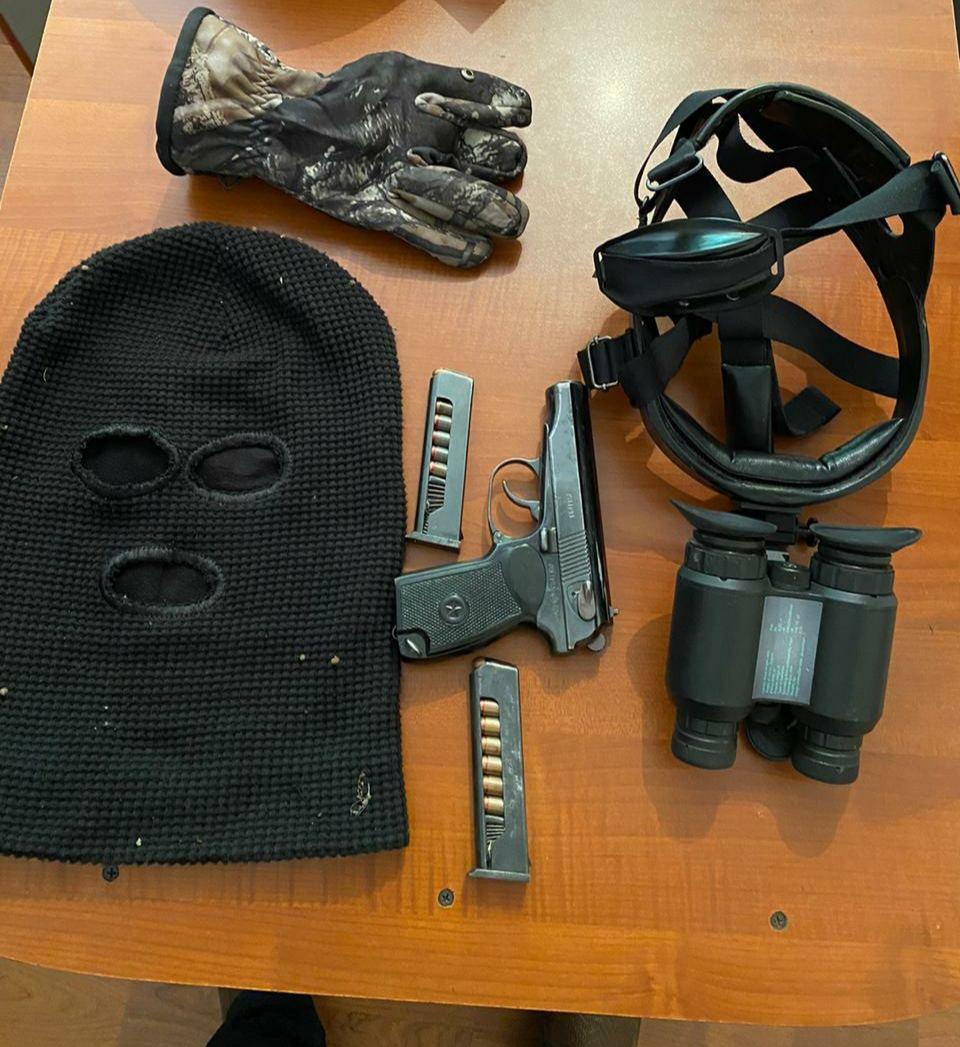 В Азербайджане вооруженный наркоторговец открыл огонь по полицейским