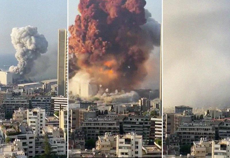 В Бейруте прогремел мощный взрыв, тысячи ранены, много погибших