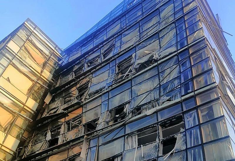 Ущерб от взрыва в Бейруте составил миллиарды долларов