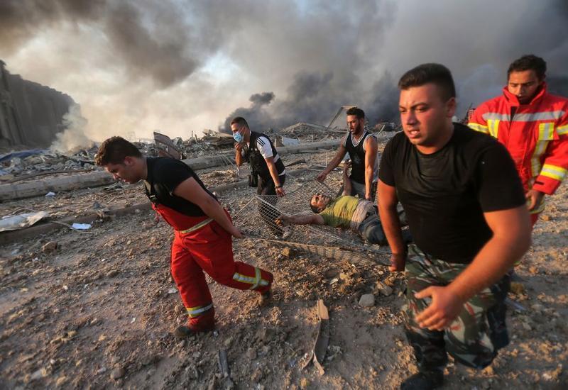 Глава спецслужб Ливана назвал причину взрыва в Бейруте