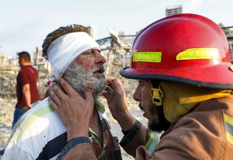 Al Jazeera: больницы в Бейруте переполнены