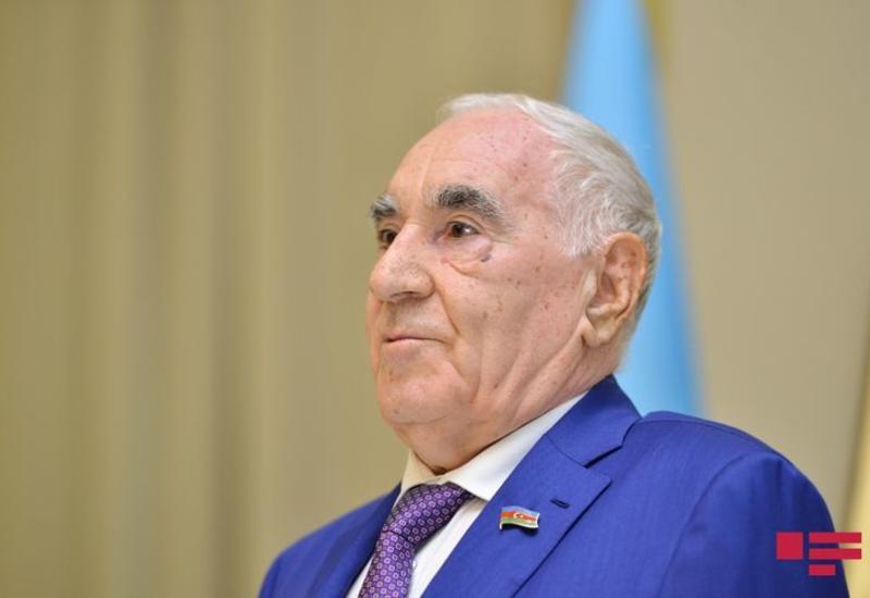 Фаттах Гейдаров похоронен в I Аллее почетного захоронения