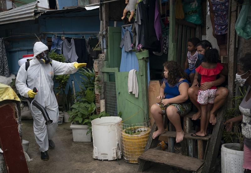 В Южной Америке и Карибском бассейне зарегистрировано свыше 5 миллионов инфицированных коронавирусом