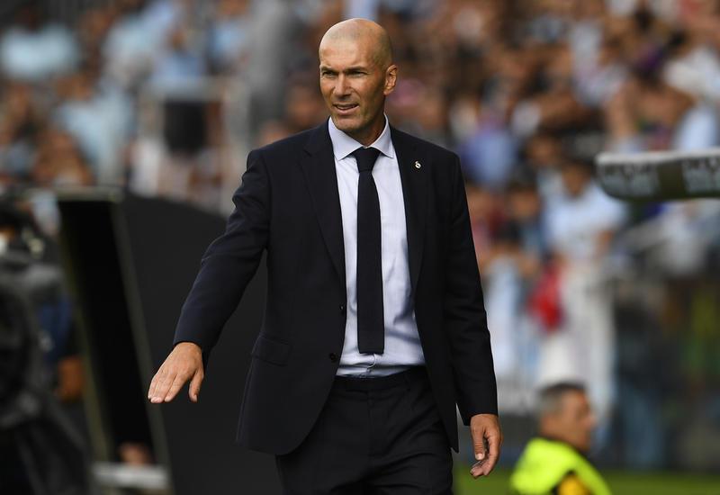 Зинедин Зидан назван лучшим тренером мира