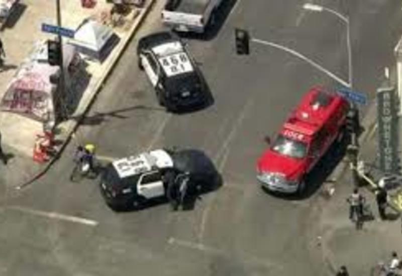 Четыре человека получили ранения при стрельбе в Лос-Анджелесе