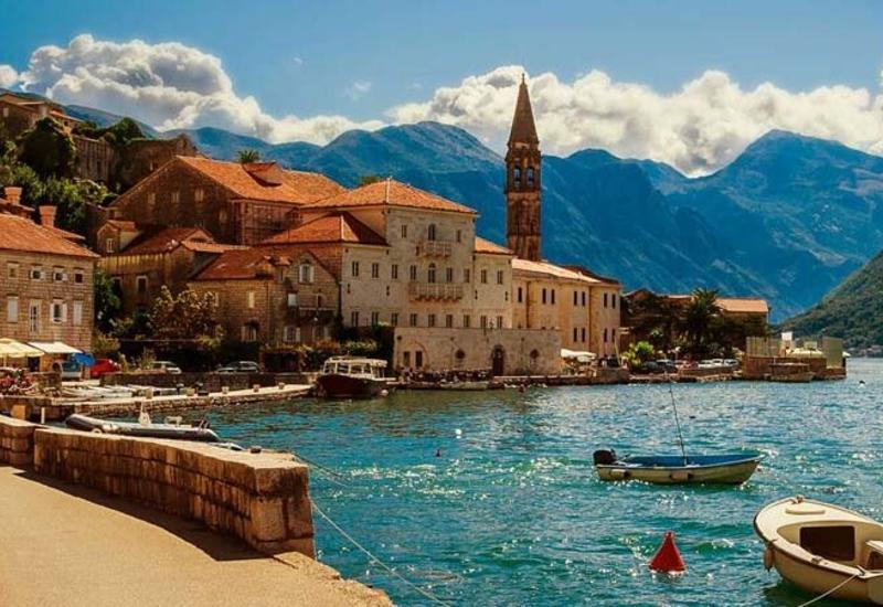 Черногория открыла границы для граждан Азербайджана
