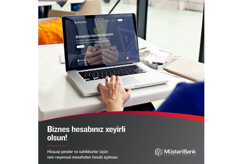 Kapital Bank представил полностью цифровой онлайн-сервис открытия счетов (R)