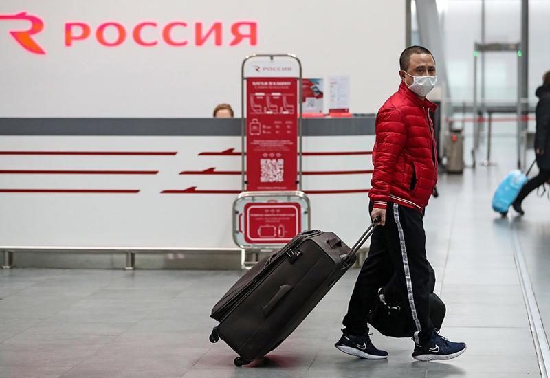 Россия ослабила ограничения на въезд для иностранцев