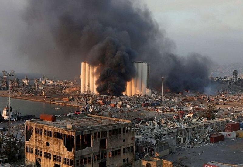 Названа причина разрушительных взрывов в Бейруте