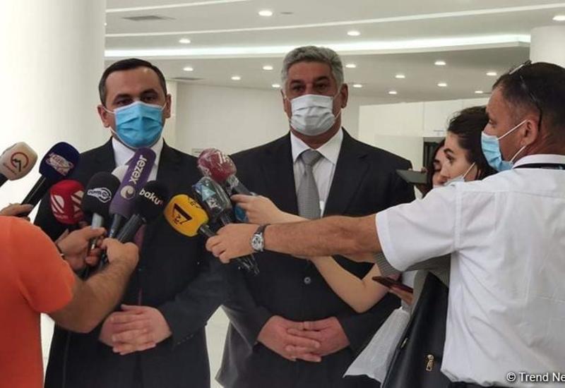 Рамин Байрамлы: В Азербайджане для лечения больных COVİD-19 задействованы всего 5 больниц модульного типа