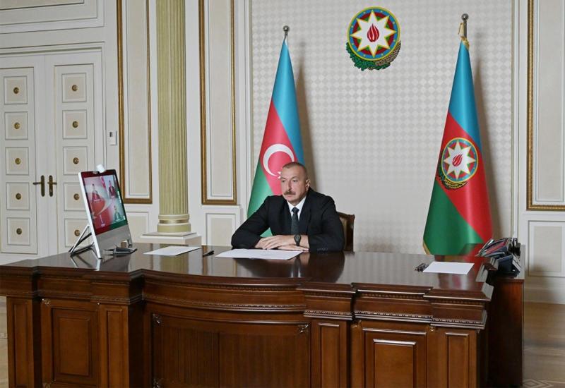 Президент Ильхам Алиев: Позитивная динамика позволяет говорить о том, что коронавирус и дальше будет находиться под контролем