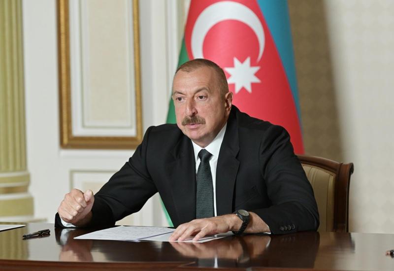 Президент Ильхам Алиев о жителях городов и районов, где введен жесткий карантинный режим: Даю указание выплатить им по 190 манатов и в августе
