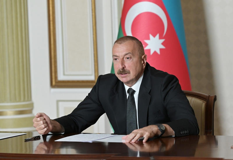 Президент Ильхам Алиев: Работайте чисто, чтобы совесть была спокойна, честно зарабатывайте деньги