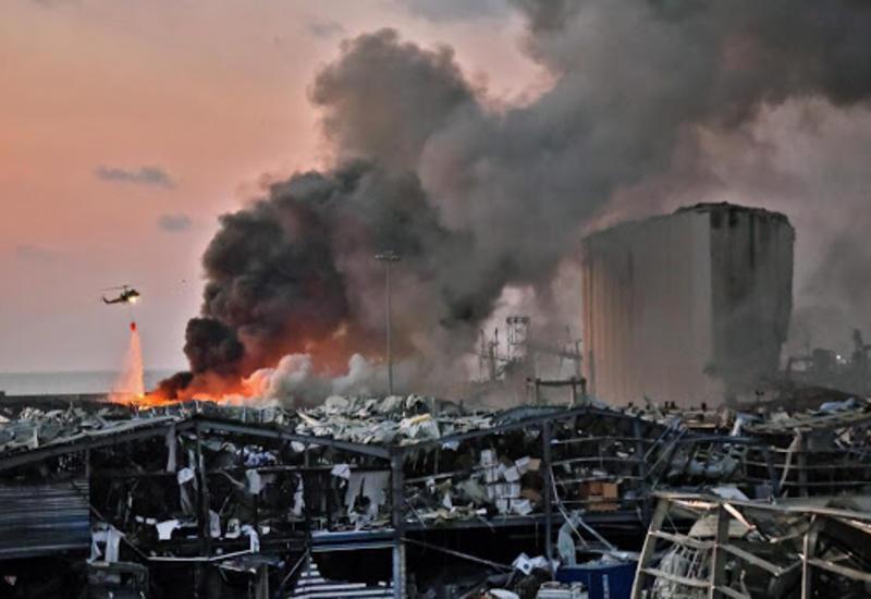 Бейрутский апокалипсис: число жертв растет