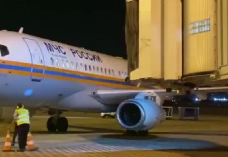 Россия направила четыре самолета в Бейрут для помощи