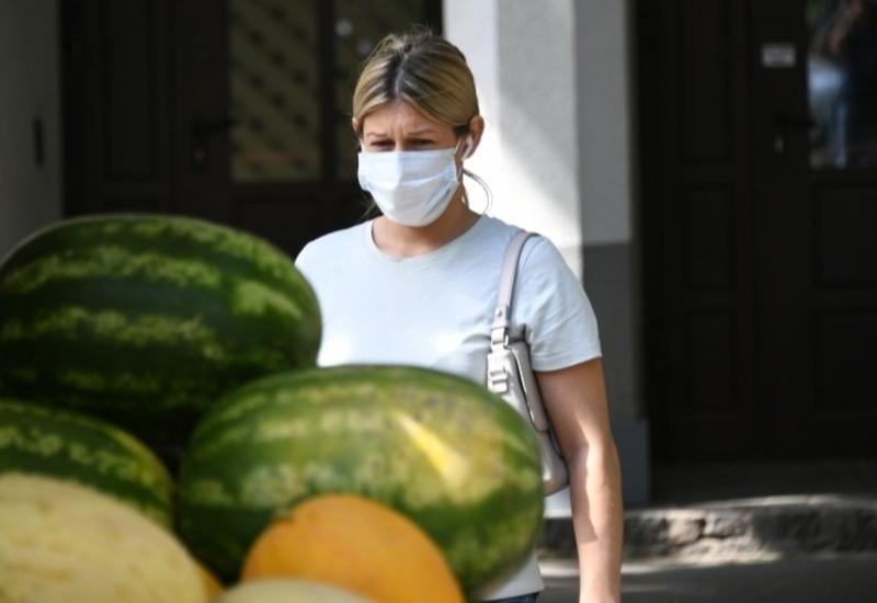 Власти Сочи усилили контроль за ношением масок