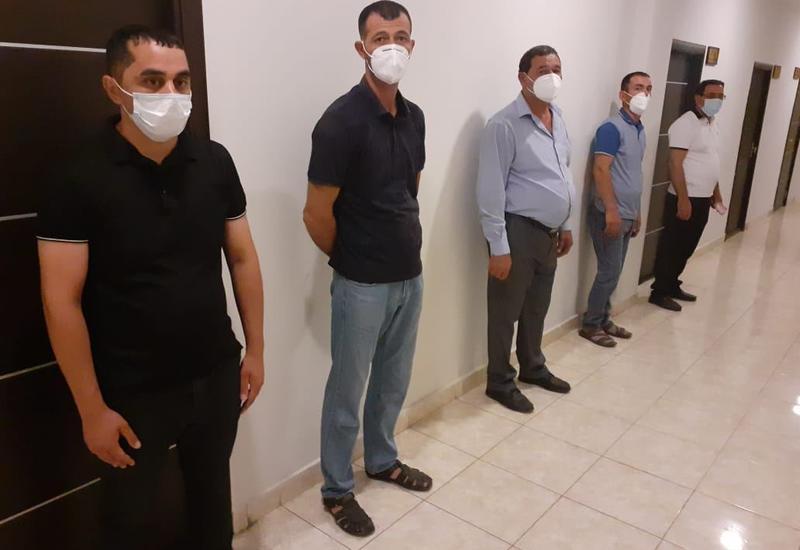 В Билясуваре оштрафованы организаторы помолвки