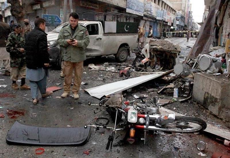 В Пакистане произошел взрыв гранаты