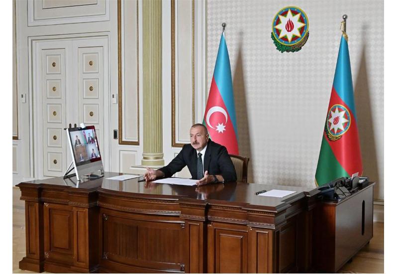 Prezident İlham Əliyev: Bütün layihələrin icrasında ictimaiyyət nümayəndələri iştirak etməlidirlər