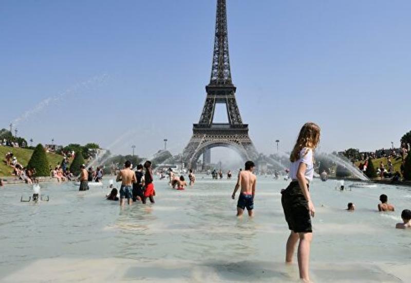 В Западной Европе ожидается аномальная жара