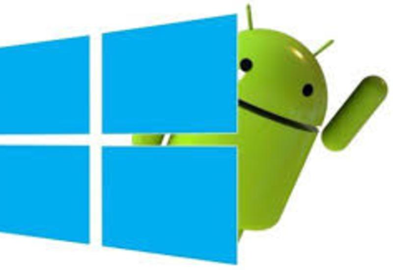 Android-приложения заработали на Windows
