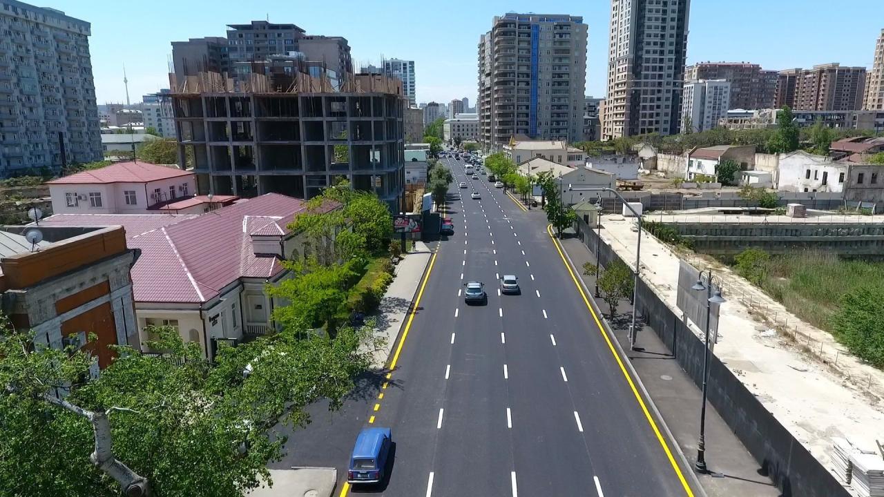 В Баку завершается строительство важной транспортной развязки