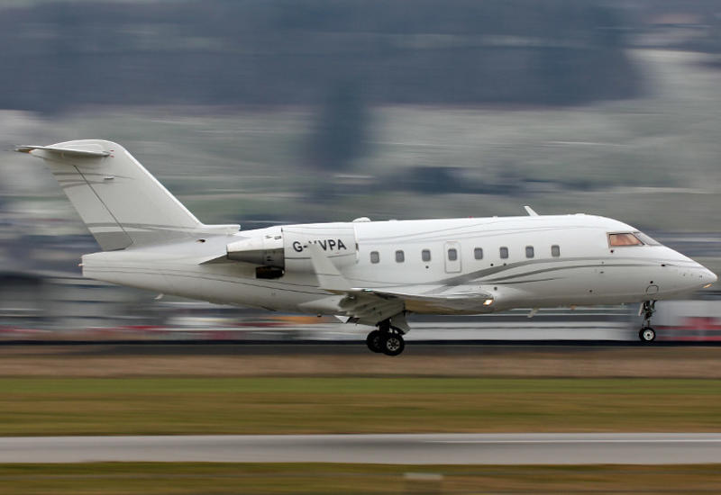 Самолет разбился на границе Португалии и Испании