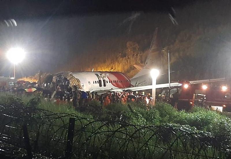 Индийская авиакомпания выплатит до $13,3 тыс. семьям погибших при крушении самолета