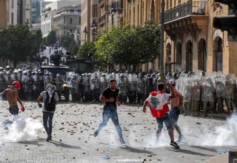 Проникающие в министерства Ливана группы уничтожают документы и файлы