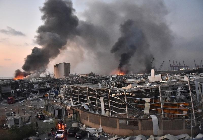 Число погибших в результате взрыва в порту Бейрута выросло до 158