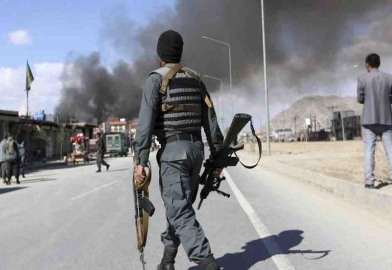 В центре Кабула произошел взрыв