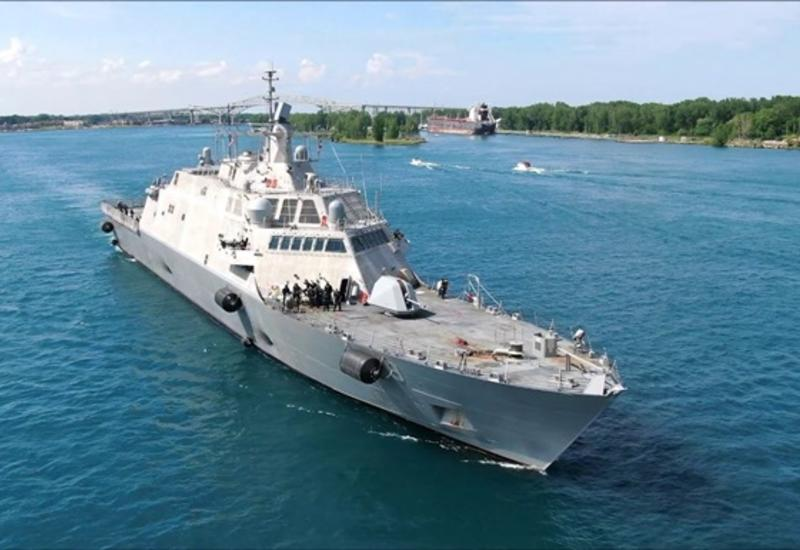 Новое супероружие: в США представили боевой корабль типа Freedom