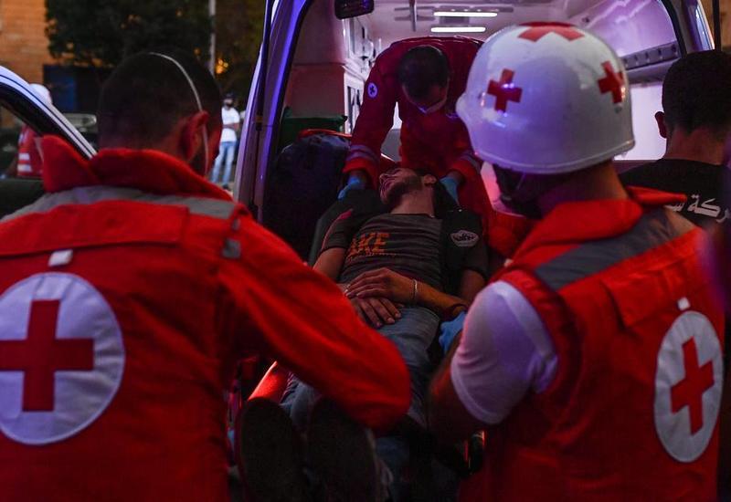 Число пострадавших в ходе протестов в Бейруте выросло до 490