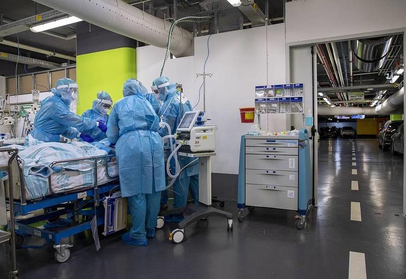 Число умерших из-за коронавируса в Бразилии превысило 100 тыс.