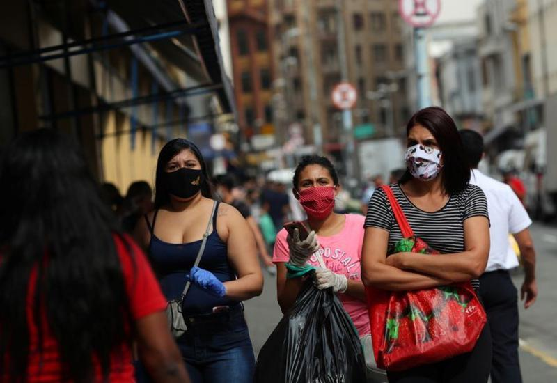 В Бразилии объявили траур по умершим из-за коронавируса