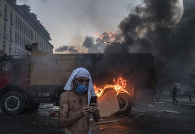 В США поддержали массовые протесты в Бейруте