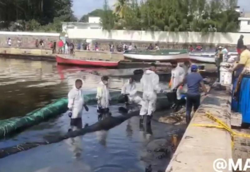 Японское судно устроило экологическую катастрофу в Индийском океане
