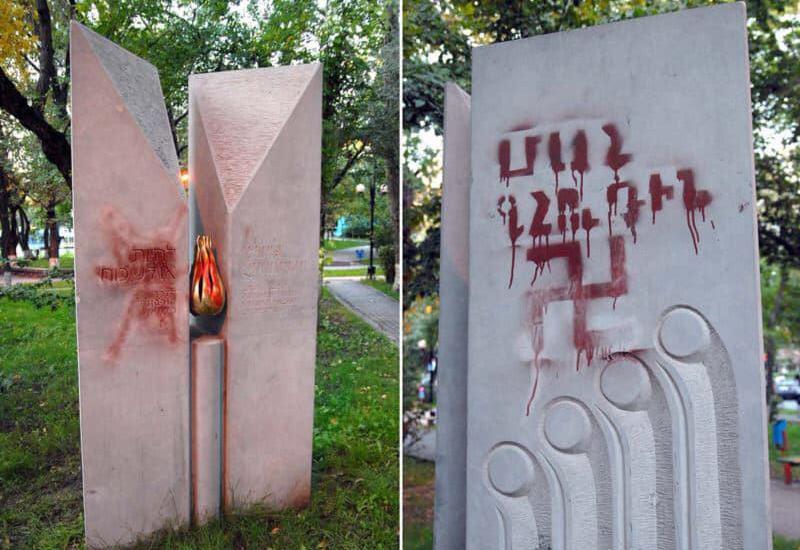 Армения использует ливанскую трагедию в целях пропаганды антисемитизма
