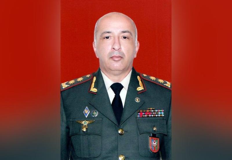 Скончался генерал азербайджанской армии