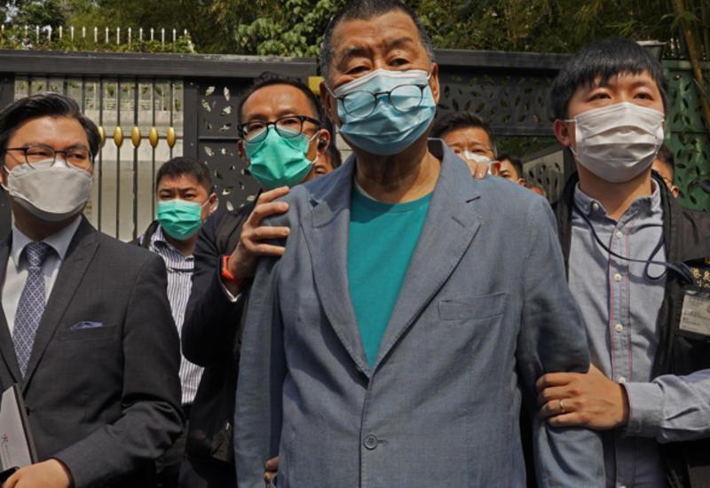 В Гонконге арестован крупный медиамагнат
