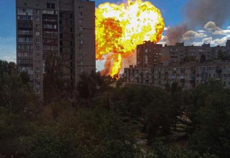 Появились новые кадры мощного взрыва в Волгограде