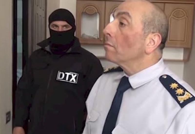 Экс-замначальника ГПС Азербайджана отпущен под домашний арест