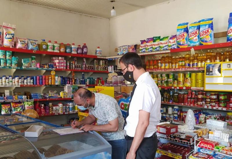 В Азербайджане выявлены санитарно-эпидемиологические нарушения в 132 объектах предпринимательства