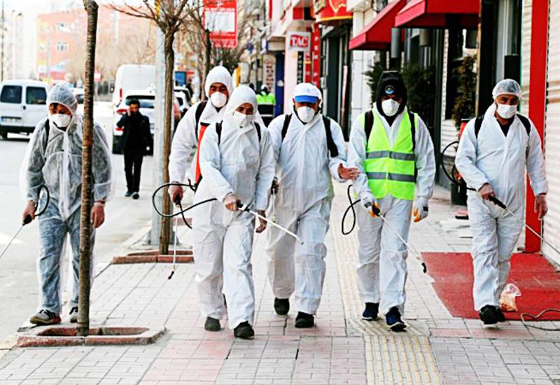 Турция начнет применять серьезные меры в связи с коронавирусом