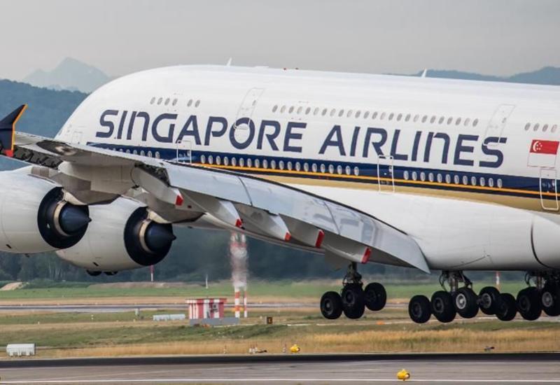 Singapore Airlines отправила четверть сотрудников в отпуска без оплаты