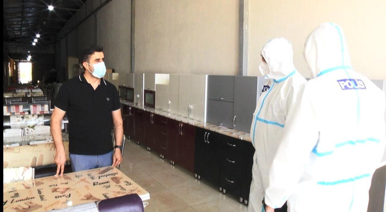 В Губе больной COVID-19 задержан за самовольный выход из дома